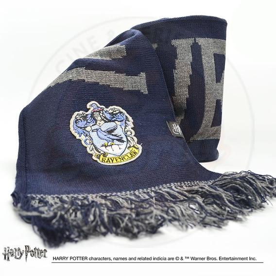 Bufanda De Ravenclaw Original Quidditch Harry Potter Warner