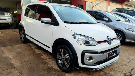 Volkswagen Up Cross 1.0 Tsi 2017/2018 Manual Flex Único Dono