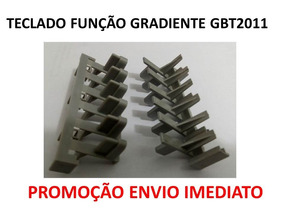 Kit 6 Peçasteclado Função Tv Gradiente Gbt2011 Envio Imediat