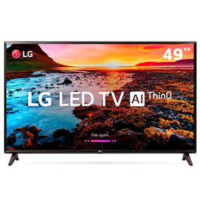 Smarttv 49 Lg 49lk5750psa Ips Intelig?ncia Artificial Thinq