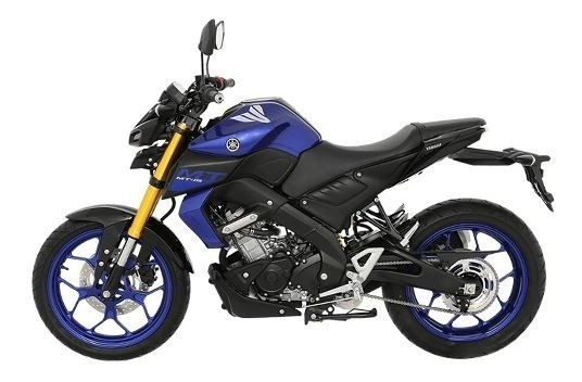 Motocicleta Yamaha Mt15 155cc 2020