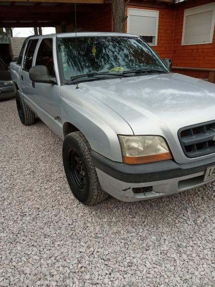 Chevrolet S10 2.8 4x2 Dc Aa 2001
