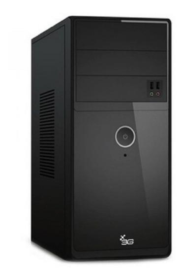 Pc Gamer Pentium G5400 - Hd5750 - 8gb Ram - Teclado Mecânico