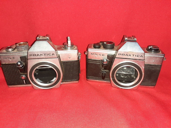 Câmera Fotográfica Praktica Mtl 3 E Mtl 5b