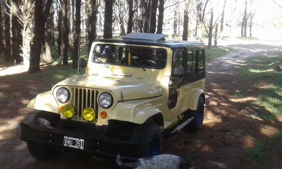 Jeep Ika Carroceria Lodi Fibra 4x2 Techo Panoramico
