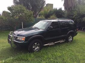 Chevrolet Blazer Mpfi Nafta Con Gnc Excelente Estado