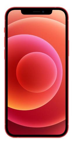 Imagem 1 de 10 de Apple iPhone 12 (64 GB) - (PRODUCT)RED