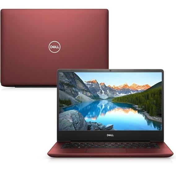 Notebook Dell Inspiron 5480 I7-8565u 8gb Ddr4 Ssd 256gb