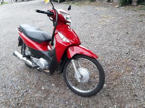 Honda Biz 125 Mod 2013 Km 22.000 1 Dueñ Automotores Santiago