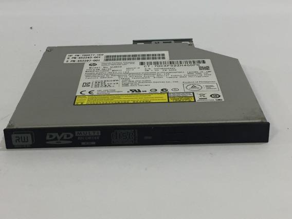 Leitor Optico Ultra Slim Sata Dvd Rw + Rd- Hp P/n 652243-001