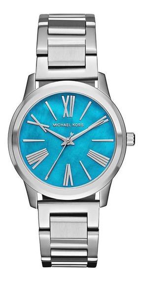 Relógio Feminino Michael Kors Mk35191an Prateado