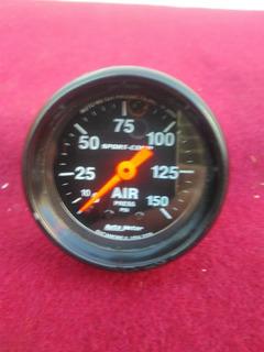 Autometer Sport-comp - Presión De Turbo/aire/reloj/manometro
