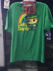 Lucky Charms Funko Pocket Con Playera