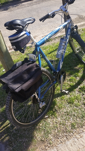 Bicicleta Montaña Aluminio 24 Cambios, Sistema Shimano