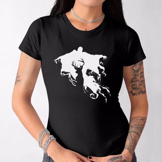 Camiseta Baby Look Do Filme Harry Potter