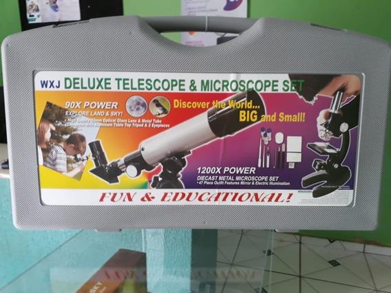 Telescopio Toya 50 Kit