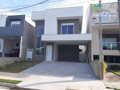 Casa Com 3 Dormitórios À Venda, Cond. Quinta Das Atirias 165 M² Por R$ 990.000 - Eloy Chaves - Jundiaí/sp - Ca1757