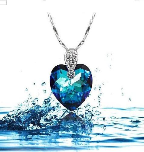Colar Feminino Coração Céu Royal 67981