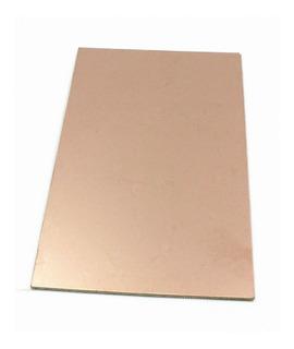 Placa Fenolica Cobre Pcb 10x15 Cm Cdmx Electrónica