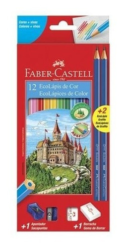 Faber Castell 12 Cores