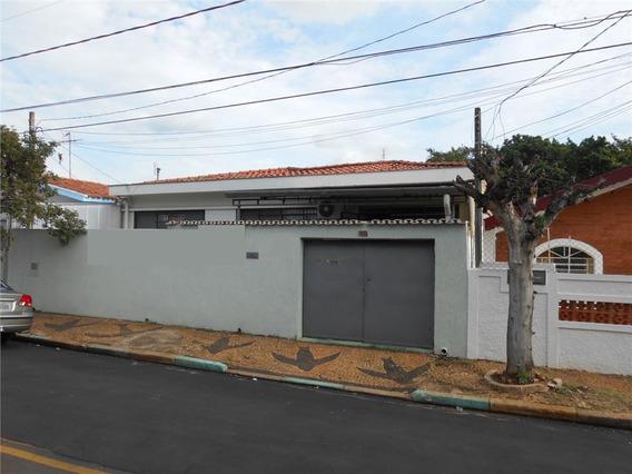 Casa Comercial À Venda, Parque Taquaral, Campinas. - Ca1295