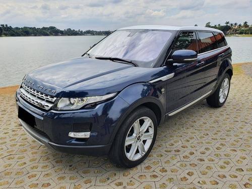 Imagem 1 de 15 de  Range Rover Evoque 2.0 Prestige 4wd 2013 Com 62.000 Km
