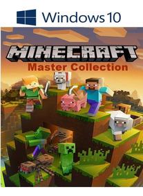 Minecraft Master Collection Pc Windows 10 Online