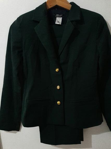 Terninho Verde Feminino