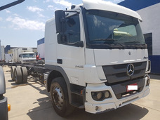Mb Atego 2426 2013 Truck Leito N P310 2429 17250 2324 Vm 330