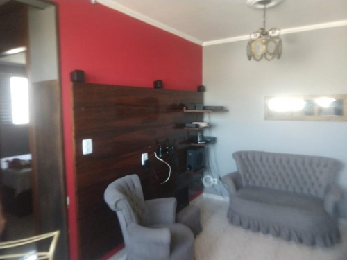 Imagem 1 de 30 de Apartamento Com 2 Dormitórios À Venda, 50 M² Por R$ 270.000 - Vila Sílvia - São Paulo/sp - Ap2908