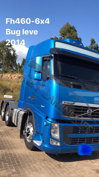 Volvo Fh 460 2014 6x4 Globetrotter I-shift