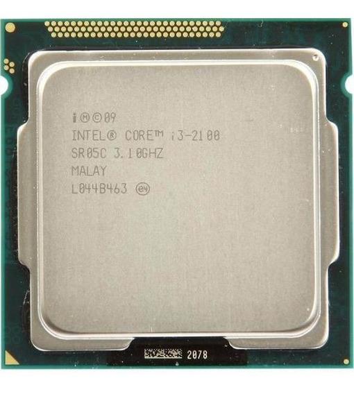 Processador I3-2100 3.1ghz Lga1155 2ª Geração