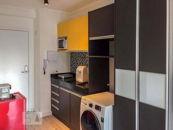 Apartamento Para Aluguel - Brooklin, 1 Quarto, 24 - 893095167