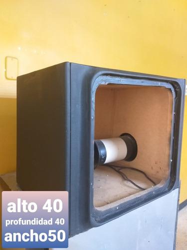 Imagen 1 de 3 de Caja Acústica O Cajón Para Bajo De 15