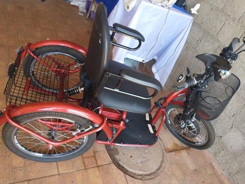 Triciclo Elétrico  Eco Ts Plus - Com Função Ré