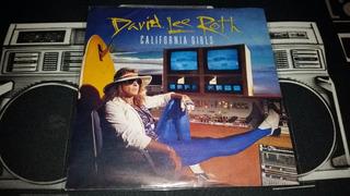 David Lee Roth California Girls Simple Vinilo Remix Hit