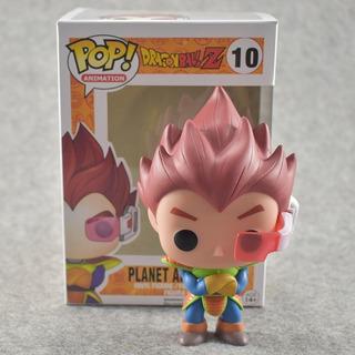 Vegeta Planet Arlia Figura Funko Pop!! Dragon Ball Z