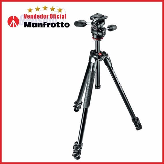 Tripé Manfrotto Mk290xta3-3w Cabeça 3 Vias - São Paulo