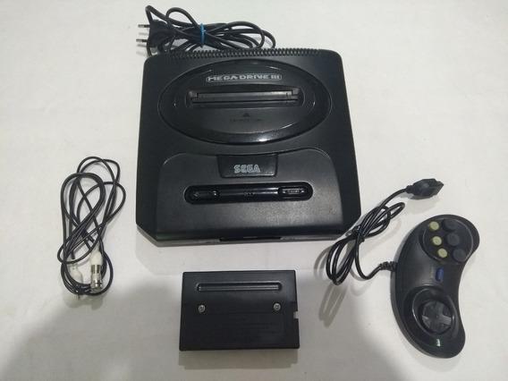 Mega Drive 3 + Escolha Fita Brinde