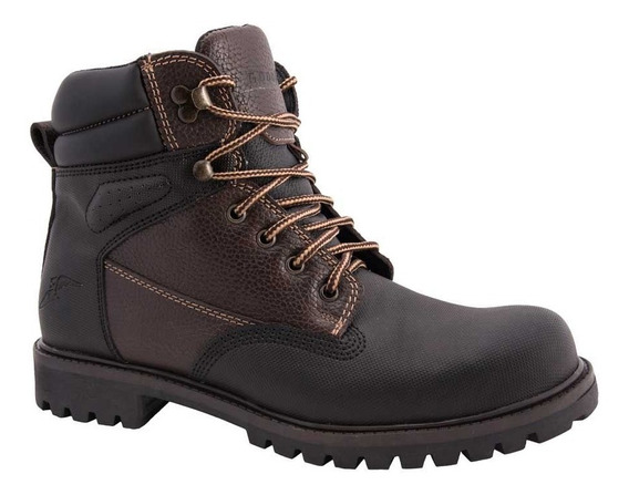 Bota Industrial Goodyear 7638 Id 169853 Chocolate Hombre