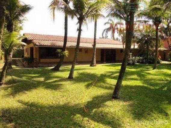 Chácara Residencial À Venda, Balneário Praia Do Pernambuco, Guarujá. - Ch0057