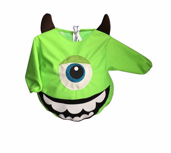 Disfraz Monsters Inc Mike Wazowski Monstruo Bebé Sulley Niño