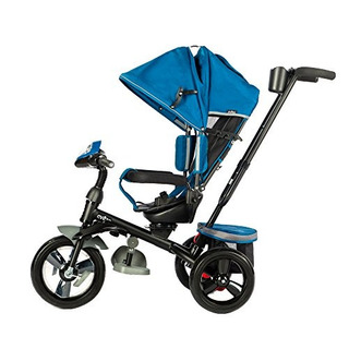 Evezo 302a 4in1 Parent Push Triciclo Para Ninos Reclinables