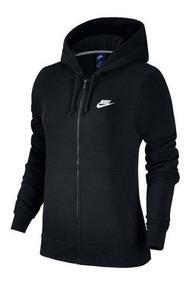 Jaqueta De Moletom Nike Hoodie Fz 853930 Feminina Original