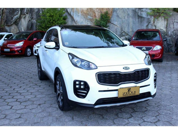 Kia Sportage Ex2 2.0 At