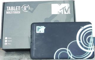 Tablet Mtv 9 Pulgadas Como Nueva En Caja Completa 1/8 Gb