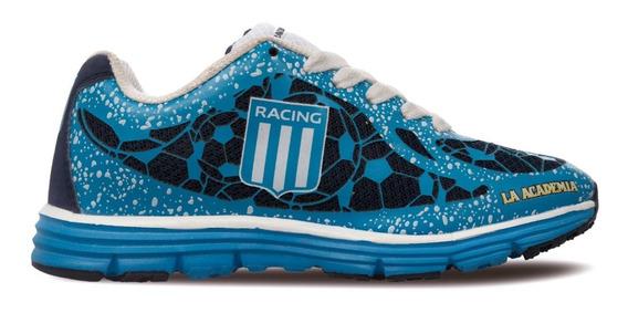 Zapatilla De Racing Club Para Niño | Lic. Oficial 430-588