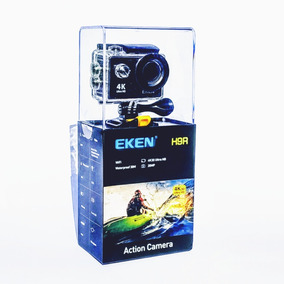 Câmera Eken H9r Original 4k Wi-fi - A Pronta Entrega + Brind
