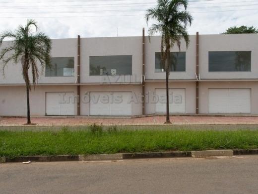 Venda Salão/galpão/casa Comercial Atibaia Brasil - 683