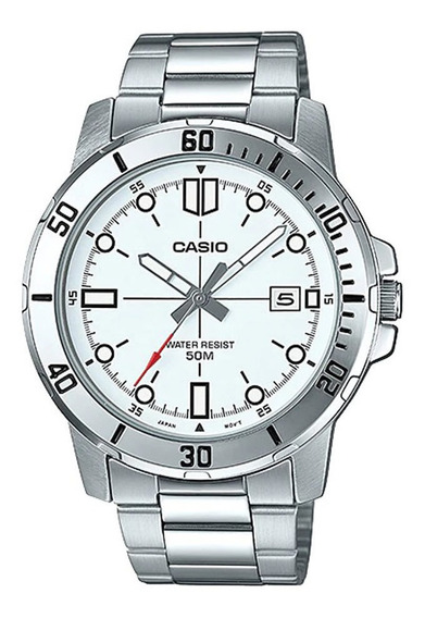 Relógio Casio Collection Masculino Mtp-vd01d-7evudf